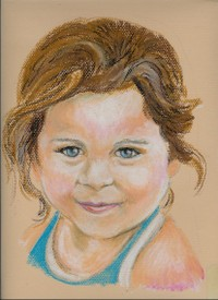 Oil_pastel_little_girl2